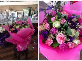 Flower delivery to homes work places and business in Darlington and the surrounding areas by Heavenly Scent Florists 33 Bondgate Darlington town center