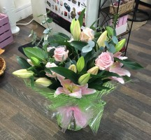 Flower delivery to homes work places and business in Darlington and the surrounding areas by Heavenly Scent Florists 33 Bondgate Darlington town centre