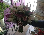wedding flowers co/Durham free local and surrounding areas delivery free quotes flower hand held bouquet with delicate wedding flowers 33 bond gate Darlington
