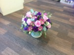 fresh flowers in baskets pots water cans jugs, other pots and containers florists darlington darlington florists  heavenly scent 33 bondgate darlington free local delivery and surrounding areas
